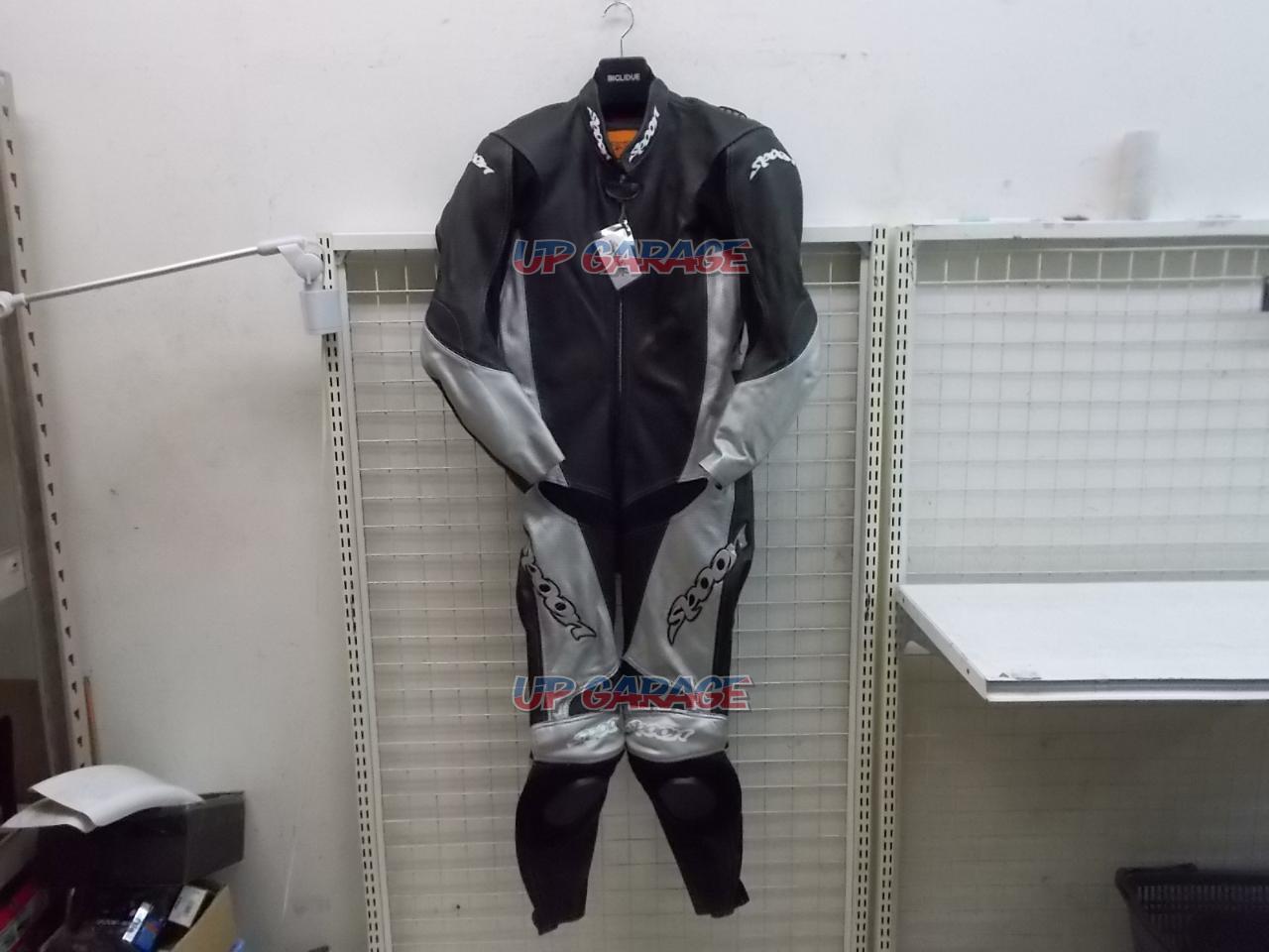 SPOON レーシングレザースーツ