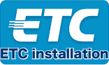 ETC installation