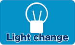 vLight bulb exchange