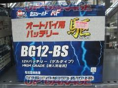 Mr.battery Driving BG12-BS Gel-type (already charged) Rehydration unnecessary