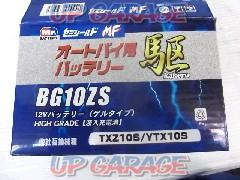 Mr.battery Driving BG10ZS Gel-type (already charged) Rehydration unnecessary