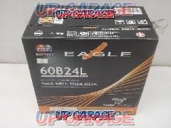 EAGLE battery 60B24L 30 months or 40,000 km warranty