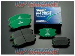 SPORTS (Zero Sports) Short distance brake pad Sport Front 2POT car