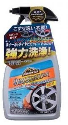 Armor All A-37 Quick silver Wheel and tire cleaner