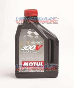 MOTUL 300V COMPETITION(300V コンペティション)  15W50 2L 103159