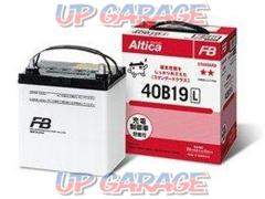 Furukawa Battery Altica STANDARD 40B19L Charge control car correspondence battery 24 months or 40,000 km warranty