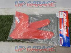 Polisport (Polysport) Lower Radiator Scoop Part number: 8415400003 Red Gas GAs EC / EC-E / EC-F 2012