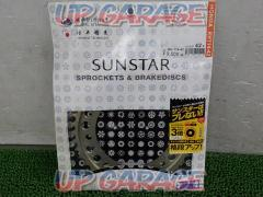 SUNSTAR リアスプロケット 530-42T 未使用 VTR1000SP-1/SP-2 CBR929RR/954RR 他