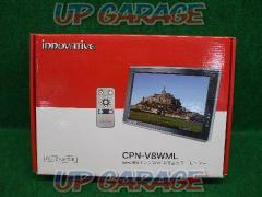 YH Wakeari innovative CPN-V8WML 8-inch wide VGA monitor
