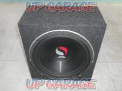 KICKER SOLO BARIC With 15 inch subwoofer speaker BOX!