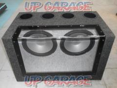 Ultimate Woofer with 10 inch 2 shot BOX