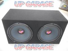 cerwin vega Stealth 12 inch subwoofer with 2 BOX!