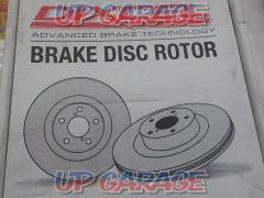 DIXCEL PD type brake disc rotor For AUDI / VW rear