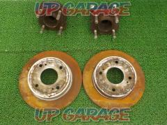 NISSAN For S13 genuine rear brake rotor genuine return