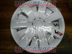 Xtreme Hubcap / Cover- CARBON / WHITE 15 inches