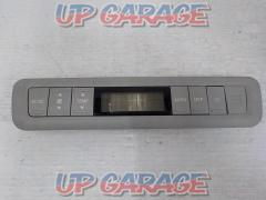TOYOTA genuine Rear air conditioner switch panel 84010-58010-BO