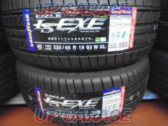 GOODYEAR LS EXE 225/40R19 '18年式 新品 2本セット
