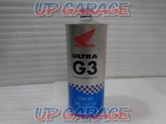 HONDA Genuine oil Ultra G3 10W-30 1 L [8807]