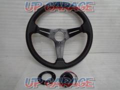 Depo racing Classic type steering Carbon pattern (T09313)