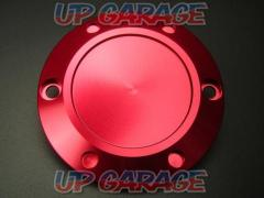 MINIMOTO Aluminum clutch cover (red)