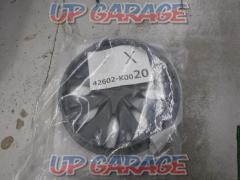 Toyota Yaris genuine steel wheel cap