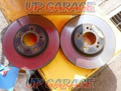 Honda Integra Type R DC5 Genuine front rotor