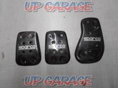 SPARCO For MT vehicles Pedal cover