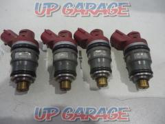 TOYOTA SW20 MR2 Late version Genuine for turbo cars Injector Product number: 23250-74150