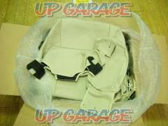 Bellezza Seat Cover (296) Casual Light beige (ivory) Unused (Land Cruiser 100 8-seater)
