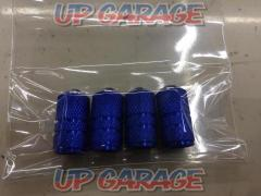 Valve cap Diamond type blue 4 pieces ¥ 499-