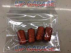 Valve cap Diamond type orange 4 pieces ¥ 499-
