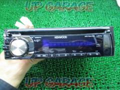 KENWOOD U373D 1DIN CD/USB/AUXチューナー