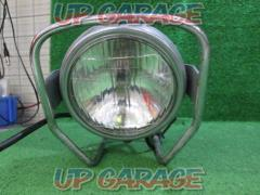 Unknown Manufacturer HONDA genuine? Headlight for postal cub?