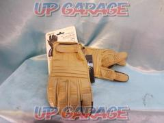 POWER AGE (Power Age) PG-571 TAC Leather Gloves beige M size