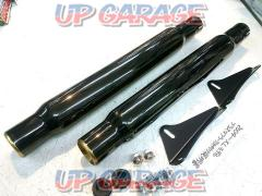 MOTORSTAGE Brass Wild Tapered XL Sports Star ('04 -'13) With OP catalyst