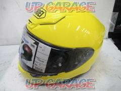SHOEI (Shoei) Z-7 Full-face helmet Brilliant yellow L size