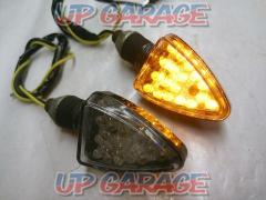 Unknown Manufacturer LED turn signal x 2 set Mounting part 10 mm