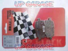 NTB Front brake pad Grand Axis 100, etc.