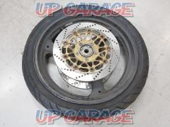 SUZUKI (Suzuki) Genuine front wheel GSX400IMPULSE