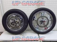 PERFORMANCE MACHINE (performance machine) WRATH wheel front and back set FXDL ('05)