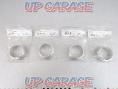 ACTIVE (active) Filter adapter 50 Φ 4 pieces set For TMR 40 / TDMR 40 carburettor
