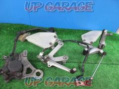 HONDA (Honda) Genuine step & rear brake master caliper CBR400RR (NC29)