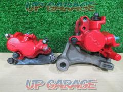 Genuine front and rear caliper Remove GROM (JC61) HONDA (Honda)