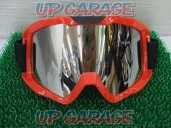 Goggles TYPE1 Red / mirror One-size-fits-all 2390 yen (excluding tax)