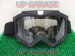 Goggles TYPE0 Black / Clear One-size-fits-all 2390 yen (excluding tax)