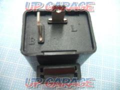 LED support General-purpose IC blinker relay (12V / 2 pin) 550 yen (excluding tax)