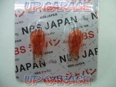 Wedge valve T13 12V 10W orange 2 coset 250 yen (excluding tax)
