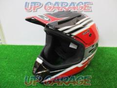 HJC CSXⅡ Off-road helmet Red graphics