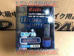 Another warehouse stock KOITO (Koito) P216KW ULTIMATE WHITE (LED bulb for fog lamp) 1 piece
