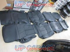 Clazzio Seat Cover Real leather 27 split